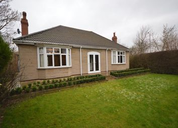 Thumbnail 3 bedroom bungalow to rent in Selby Road, Thorne, Doncaster