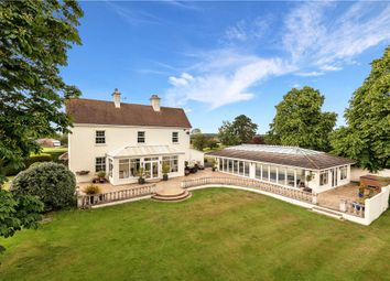 Thumbnail 6 bed equestrian property for sale in Mill Street, Corfe Mullen, Wimborne, Dorset