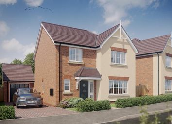Thumbnail 4 bed detached house for sale in Forton Road, Newport