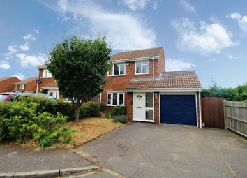 Thumbnail 3 bed detached house to rent in Jowitt Avenue, Kempston
