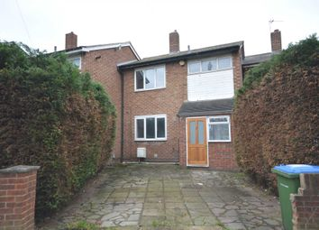 Thumbnail 3 bed terraced house to rent in Bromholm Road, London