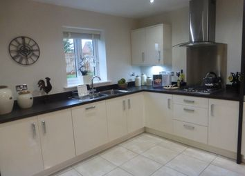 Thumbnail 4 bed detached house for sale in Burton Road, Tutbury, Burton-On-Trent