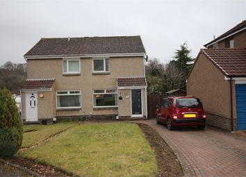 Thumbnail 2 bed semi-detached house for sale in Dunbar Place, Kirkcaldy, Fife