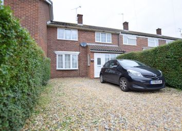 Thumbnail 3 bed terraced house for sale in Stanhope Road, Aylesbury