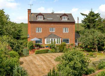 Thumbnail 5 bed detached house for sale in Cheriton Fitzpaine, Crediton, Devon