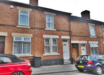 Thumbnail 2 bedroom terraced house to rent in Peach Street, Derby