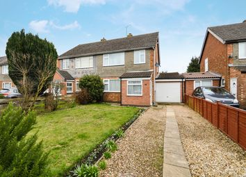Thumbnail 4 bed semi-detached house for sale in Gregory Hood Road, Styvechale, Coventry