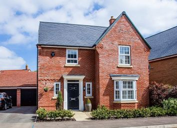 Thumbnail 4 bed detached house for sale in Pillow Way, Buckingham