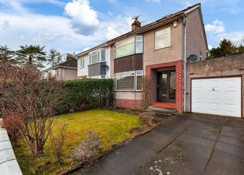 Thumbnail 4 bedroom semi-detached house for sale in Westbourne Drive, Bearsden, Glasgow, East Dunbartonshire