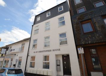 Thumbnail 1 bed flat to rent in Alma Street, Luton