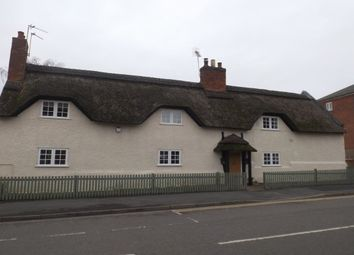 Thumbnail 2 bed cottage to rent in High Street, Syston, Leicester