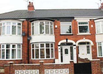 Thumbnail 3 bedroom terraced house for sale in Pickering Road, Hull, East Riding Of Yorkshire