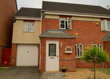 Thumbnail 3 bed detached house for sale in Stanhope Avenue, Nottingham