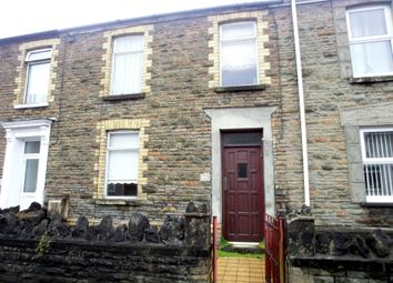 Thumbnail 3 bed terraced house to rent in Cunnard Terrace, Cwmavon, Port Talbot