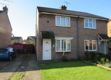 2 bed semi-detached house for sale in Millfield Drive, Camblesforth, Selby YO8