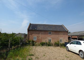 Thumbnail 3 bed barn conversion to rent in Belsey Bridge Road, Ditchingham, Bungay