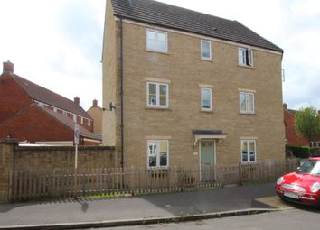 Thumbnail 4 bed semi-detached house for sale in Linnet Road, Calne