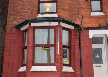 Thumbnail 7 bed terraced house to rent in Bute Avenue, Nottingham