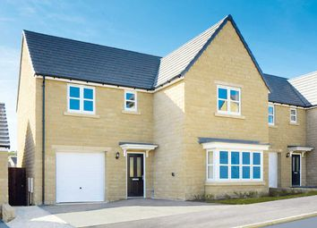 "Thumbnail 4 bedroom detached house for sale in ""The Grainger"" at Apperley Road, Apperley Bridge, Bradford"