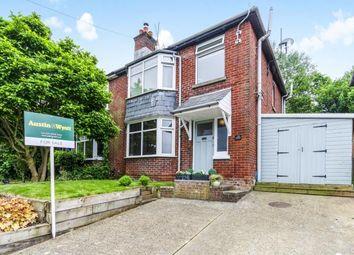 Thumbnail 3 bedroom semi-detached house for sale in Oaktree Road, Southampton