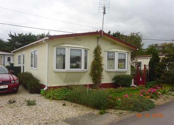 Thumbnail 2 bed mobile/park home for sale in Staverton Park, Staverton, Cheltenham