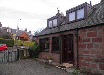 Thumbnail 2 bed end terrace house to rent in Glamis Road, Logie, Kirriemuir