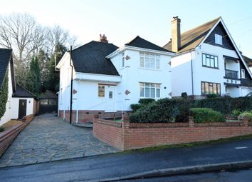 Thumbnail 3 bed detached house for sale in Waverley Road, Farnborough