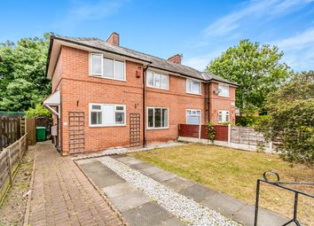 Thumbnail 3 bed semi-detached house for sale in Moat Road, Manchester