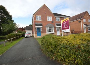 Thumbnail 3 bed semi-detached house to rent in Masefield Way, Sandbach, Cheshire