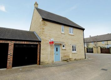 Thumbnail 2 bed semi-detached house to rent in Lupin Lane, Carterton