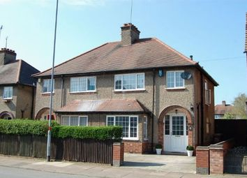 Thumbnail 3 bed semi-detached house for sale in Birchfield Road East, The Headlands, Northampton