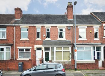 Thumbnail 3 bed terraced house for sale in Smithpool Road, Fenton, Stoke-On-Trent