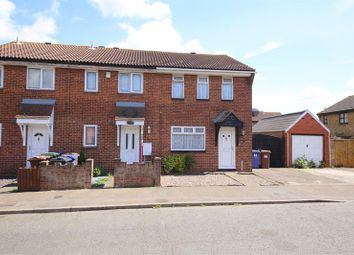 Thumbnail 2 bed terraced house for sale in Thackeray Avenue, Tilbury