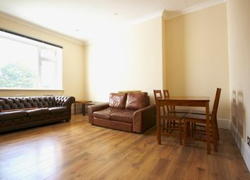 Thumbnail 3 bed flat to rent in Sunningfields Road, London