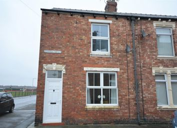 Thumbnail 2 bed end terrace house for sale in Short Street, Bishop Auckland