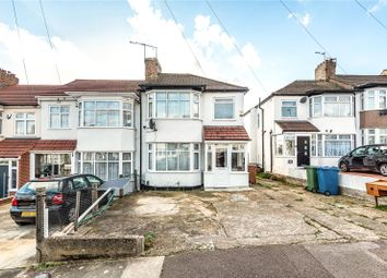 Thumbnail 3 bed terraced house for sale in Teignmouth Close, Edgware