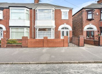 Thumbnail 3 bed end terrace house for sale in Lodge Street, Hull, East Yorkshire