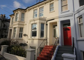 Thumbnail 1 bed flat to rent in Goldstone Road, Hove