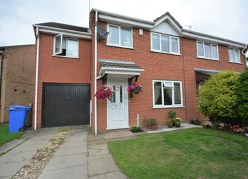Thumbnail 4 bedroom semi-detached house for sale in Portsch Close, Carlton Colville, Lowestoft