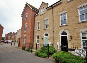 Thumbnail 3 bed town house for sale in Garland Road, Colchester, Essex
