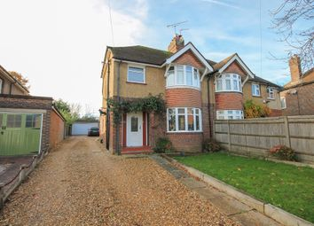 Thumbnail 3 bed semi-detached house for sale in Moat Road, East Grinstead