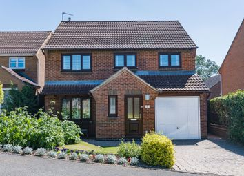 Thumbnail 4 bed detached house for sale in Brook Close, Uppingham, Oakham