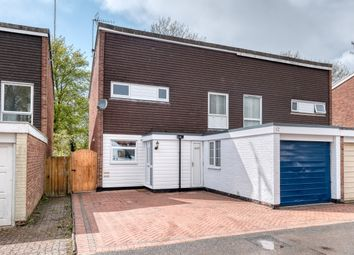 Thumbnail 2 bed semi-detached house to rent in Harbury Close, Redditch