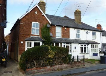 Thumbnail 3 bed end terrace house for sale in Hedsor Road, Bourne End
