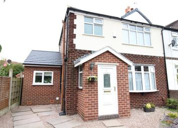 Thumbnail 3 bed semi-detached house for sale in Sevenoaks Road, Cheadle, Cheshire, Greater Manchester