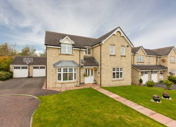 Thumbnail 5 bed detached house for sale in 17 Station View, South Queensferry