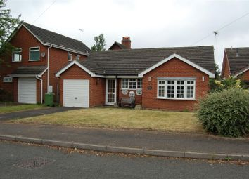 Thumbnail 2 bed detached bungalow for sale in The Glade, Stafford