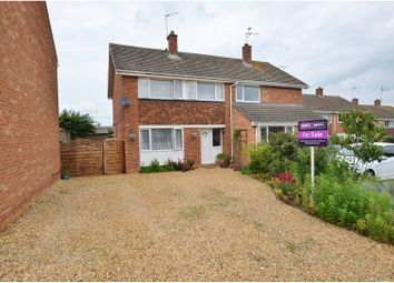 Thumbnail 3 bed semi-detached house for sale in Highfields, Towcester