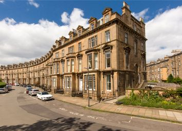 Thumbnail 4 bed flat for sale in Belgrave Crescent, Edinburgh