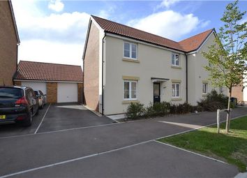 Thumbnail 3 bed semi-detached house for sale in Spinners Road, Brockworth, Gloucester